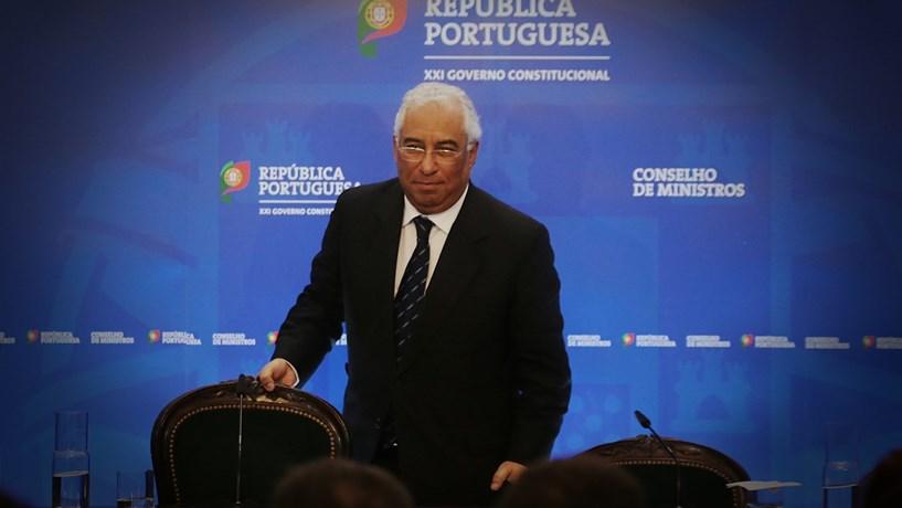 """António Costa: """"Pedra angular da reforma do Estado é a descentralização"""""""