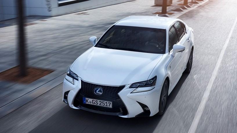 Lexus GS 450h e GS F
