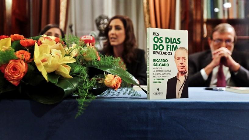 Livro sobre os últimos dias do BES reuniu amigos de Salgado