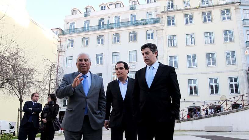 Fórum de Davos: Costa, Guterres e Caldeira Cabral vão estar presentes