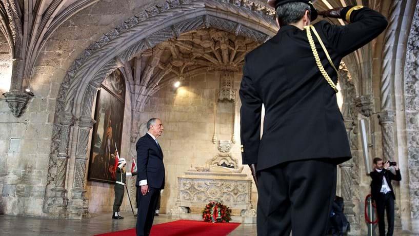 Marcelo quer fortalecer presença de Portugal na NATO