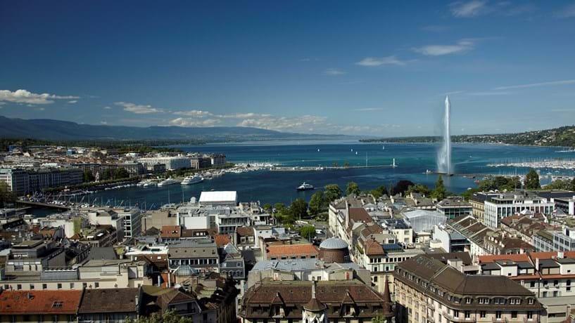 4 Genebra (Suíça)