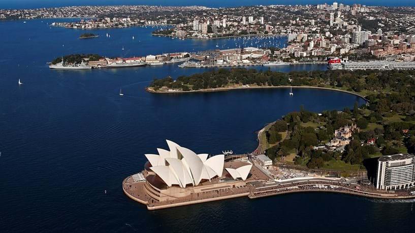 20 Sydney (Austrália)