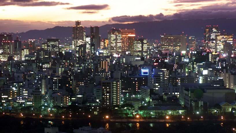 14 Osaka (Japão)