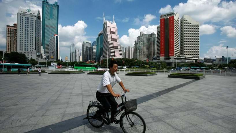 14 Shenzhen (China)