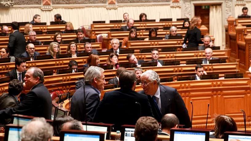 Negociações com o PCP atrasam entrega do Orçamento