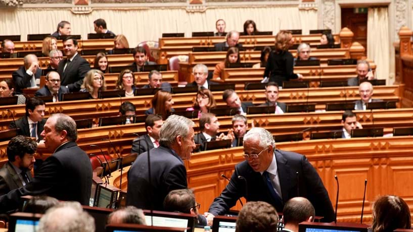 PS, PSD e CDS-PP rejeitam 600 euros de salário mínimo