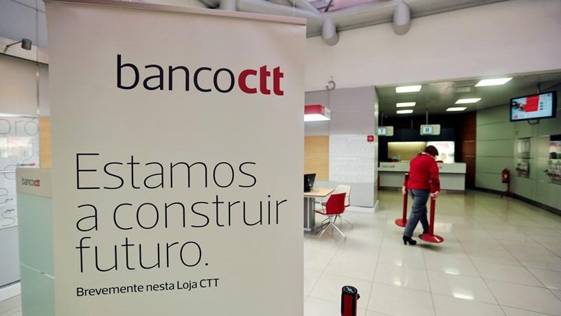 Banco CTT aceita candidaturas de emprego (9.º ano de escolaridade)