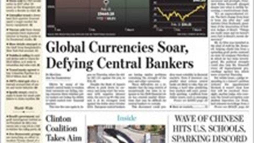 Wall Street Journal reduz secções e abre porta a despedimentos