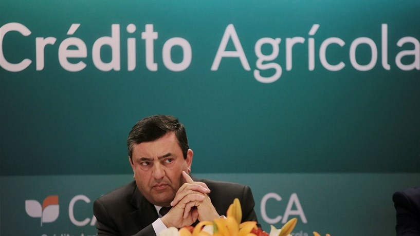 Presidente do Crédito Agrícola não vê vantagens em nova entidade de estabilidade financeira