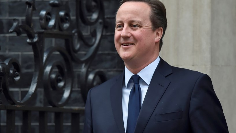 David Cameron já tem novo emprego