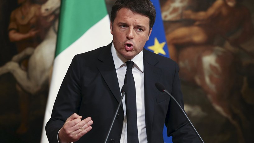 Renzi poderá demitir-se mesmo com vitória no referendo