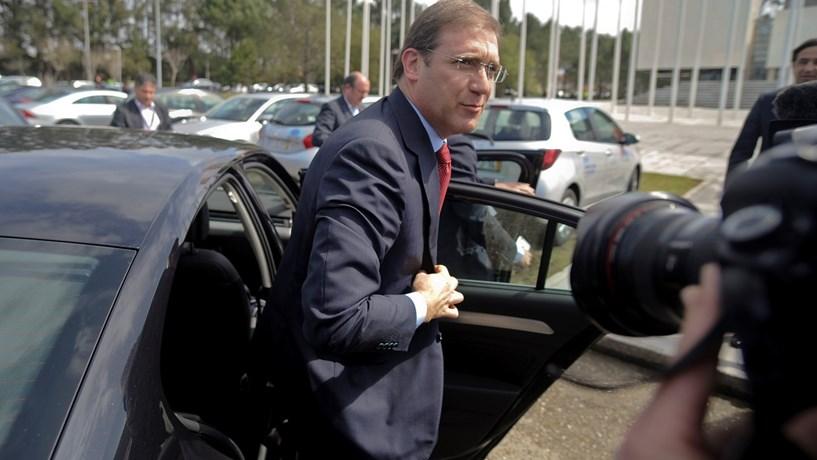 Passos diz que portugueses não têm culpa nem têm de pagar pela falência do GES