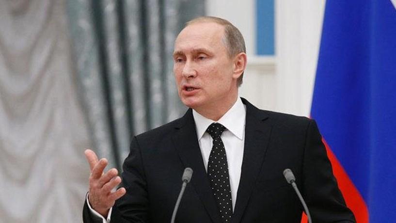 Putin culpa EUA pelo vírus dos ciberataques