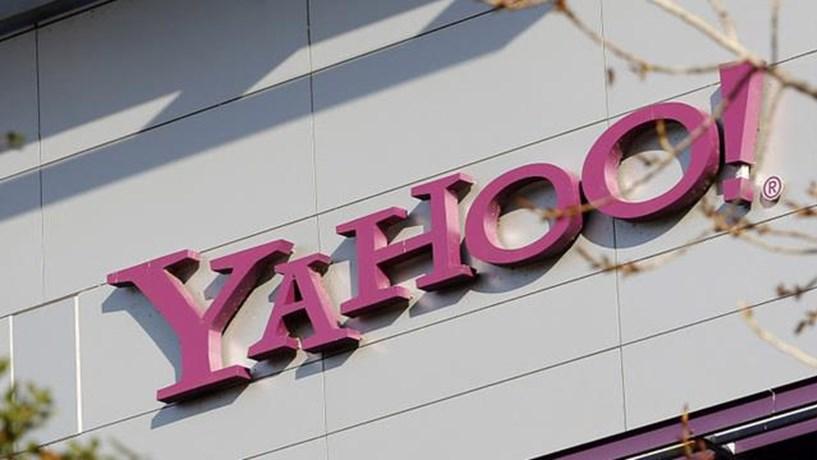Lucros da Yahoo mais do que duplicam