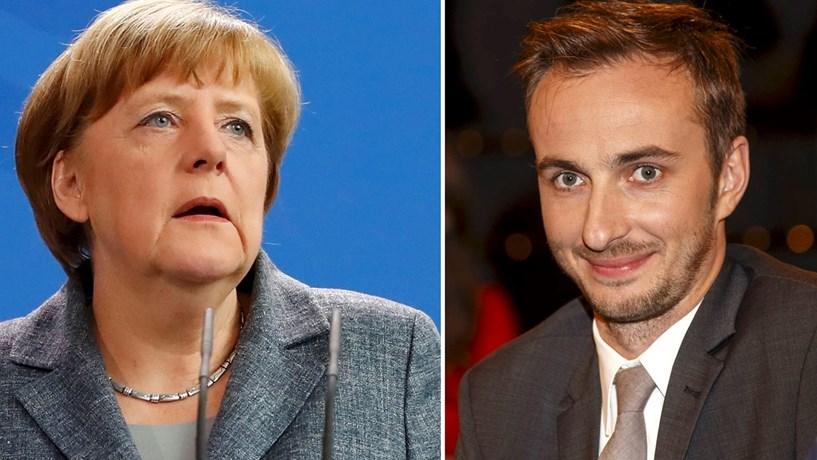 Justiça alemã deixa cair investigação a comediante acusado de insultar Erdogan