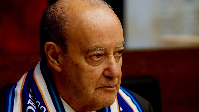 """Pinto da Costa: """"Aqueles que fazem enterros prematuros ao FC Porto vão falir como armadores"""""""