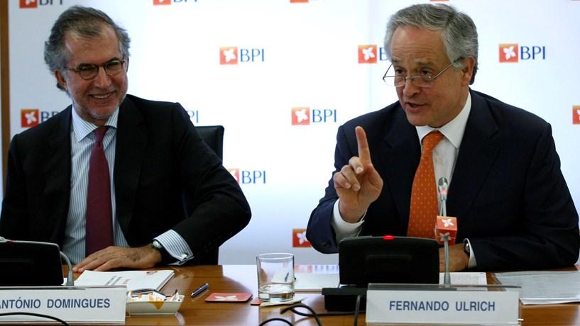 """Fernando Ulrich: """"Nos relatórios do BPI está a vida financeira do Dr. António Domingues"""""""