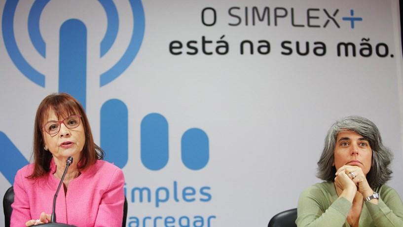 Simplex+ executado a 40% em Outubro
