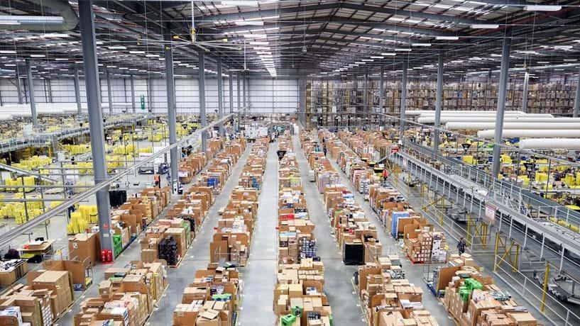 Amazon em negociações para comprar Souq.com por mil milhões de dólares