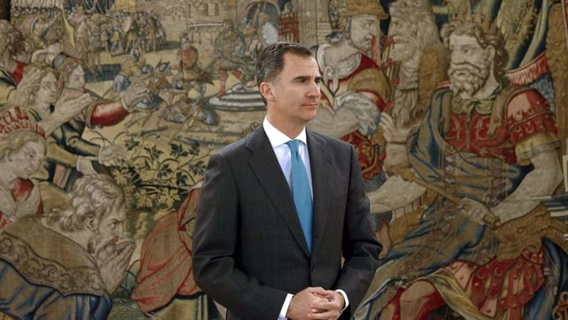 Felipe VI agenda nova consulta aos partidos que pode desbloquear impasse em Espanha