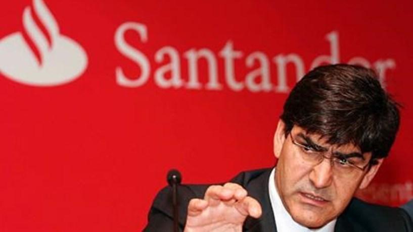 BCE exige ao Santander rácio de capital mínimo de 7,75%