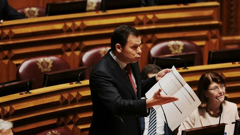 """PSD pede explicações """"urgentes"""" a Costa sobre reuniões de Domingues com a Comissão"""