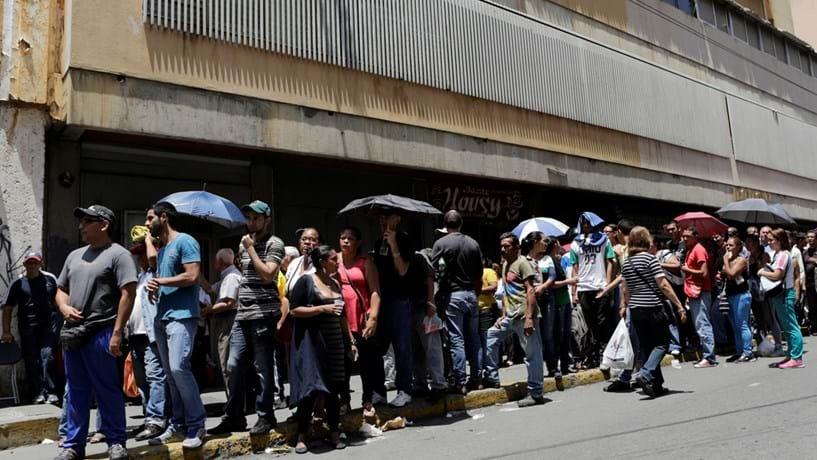 Venezuela recusou ajuda humanitária oferecida pelo Brasil