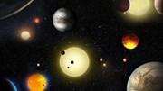 Descobertos sete planetas 'terrestres' fora do Sistema Solar com condições para ter água
