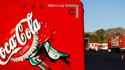 Lucros da Coca-Cola caem mais do que o esperado