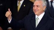 Trump elogia resultados económicos no Brasil em conversa com Temer