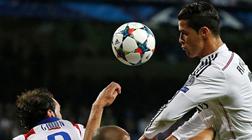 Liga dos Campeões: Real e Atlético reeditam final de Lisboa