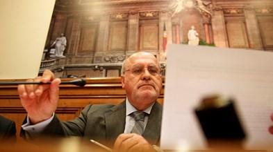 """Capoulas Santos: """"Não haverá mais um único hectare de eucalipto em Portugal"""""""