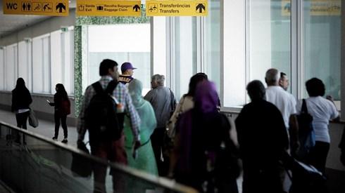Casos de imigração ilegal e recusas de entrada no país aumentam em 2016
