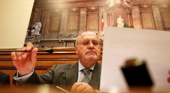 """Capoulas Santos: """"Não haverá mais um único pé de eucalipto em Portugal"""""""