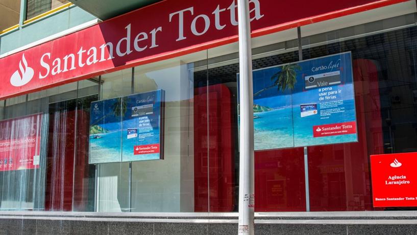 Santander Totta agrava comissões em 20%