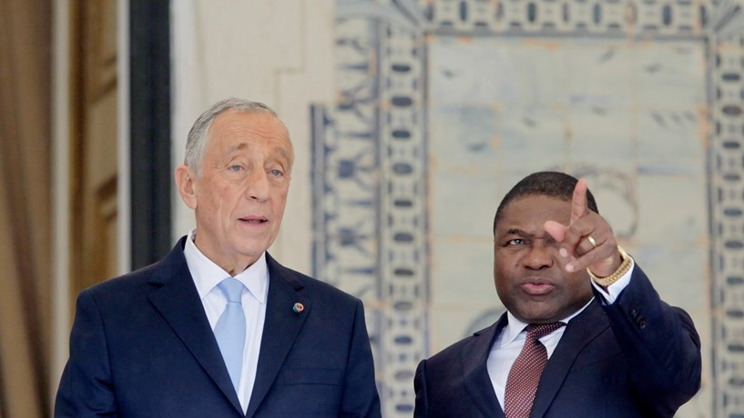 """Presidente de Moçambique considera """"grande notícia"""" aprovação de projecto da Galp"""