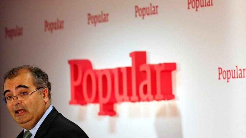 Lucros do Banco Popular caem 66% até Setembro