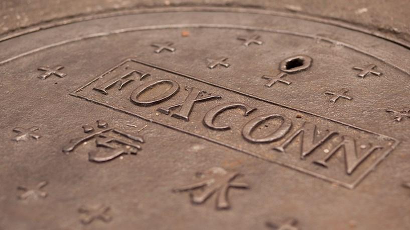 Chineses da Foxconn estudam investir 7 mil milhões nos EUA