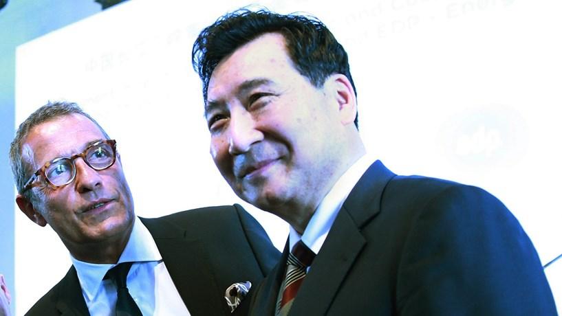Chineses da EDP interessados em empresa brasileira num negócio de 3 mil milhões