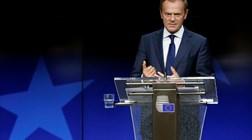 """Tusk: """"Estratégia da Rússia é enfraquecer a União Europeia"""""""