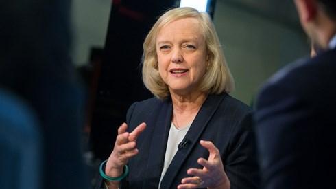Meg Whitman sai da administração da HP