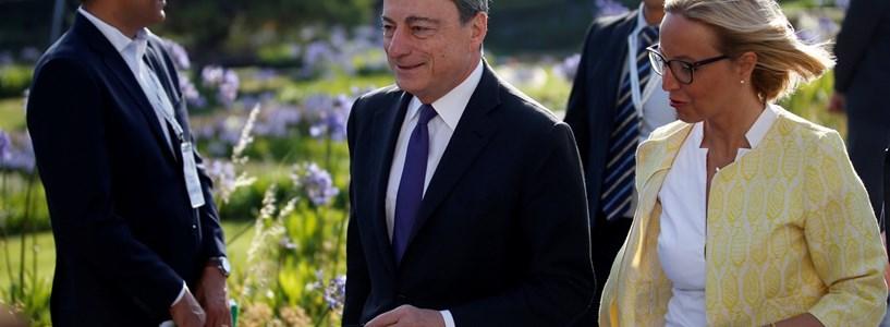 Draghi lança debate em Sintra sobre crescer no pós-crise