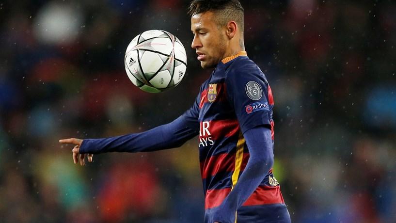 Espanha: Ministério Público pede dois anos de prisão para Neymar