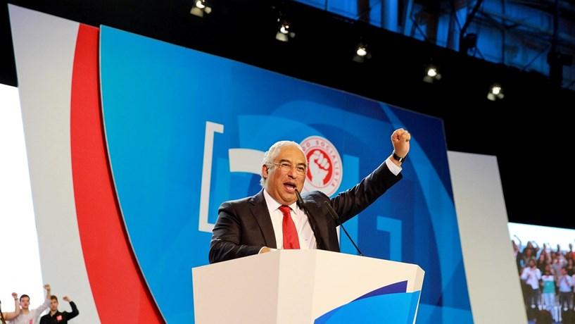 Eurosondagem: PS continua a ganhar vantagem sobre PSD e CDS juntos