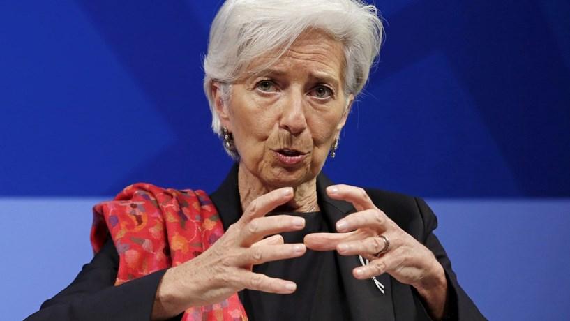 Lagarde usa crise para justificar pagamento a Tapie