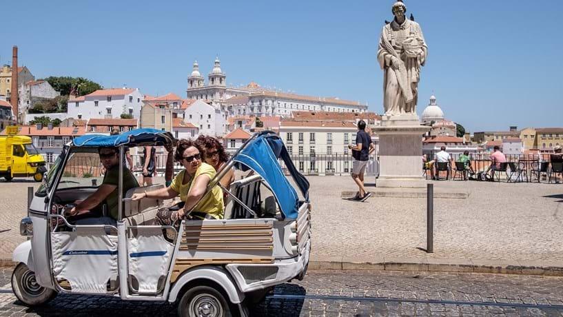 Estrangeiros em Portugal crescem 10% até Setembro