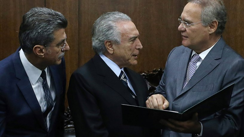 Juiz do Supremo do Brasil suspende temporariamente presidente do Senado