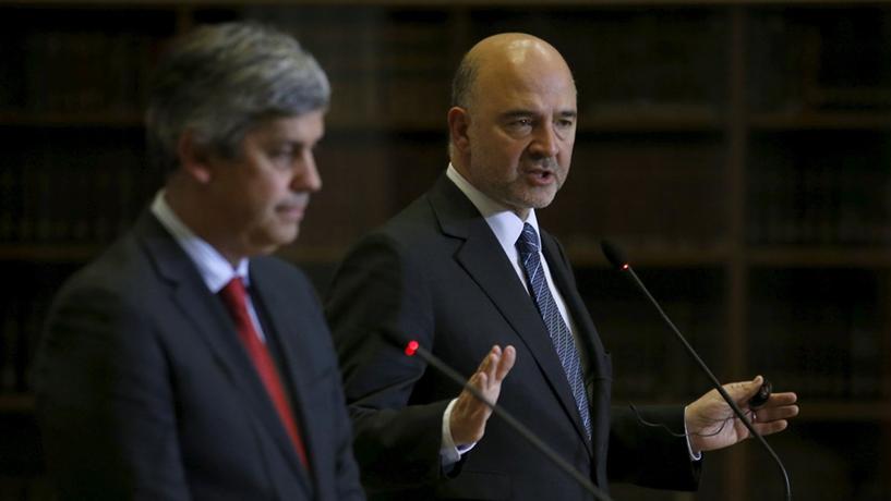 Portugal pede ajuda a Bruxelas para fazer reformas estruturais