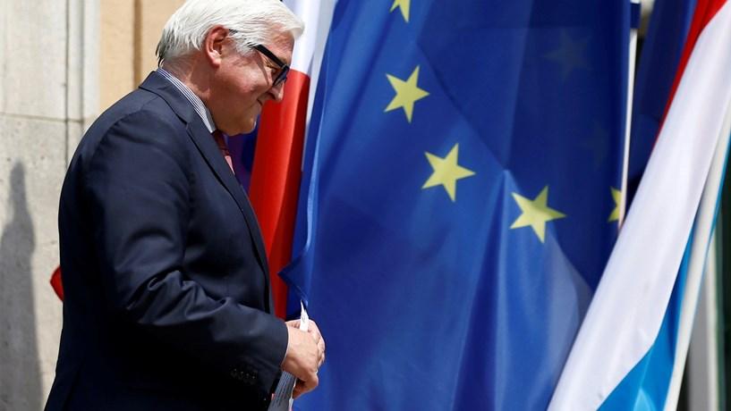 MNE alemão: Política externa norte-americana vai ser menos previsível